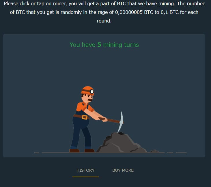 bitsharkBTC獲得方法1