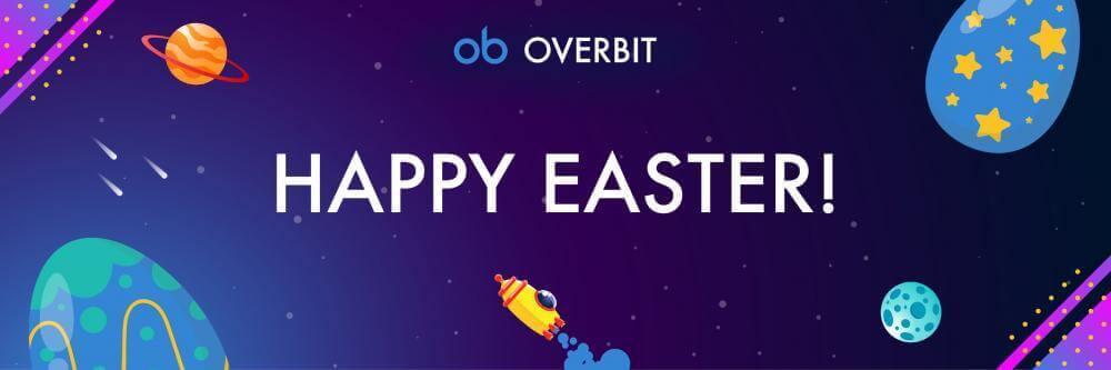 Overbit取引所でイースター限定ガチャイベント説明画像5