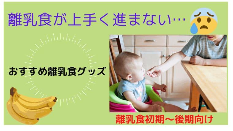 離乳食フィーダーとは?お勧めの離乳食フィーダーを紹介アイキャッチ